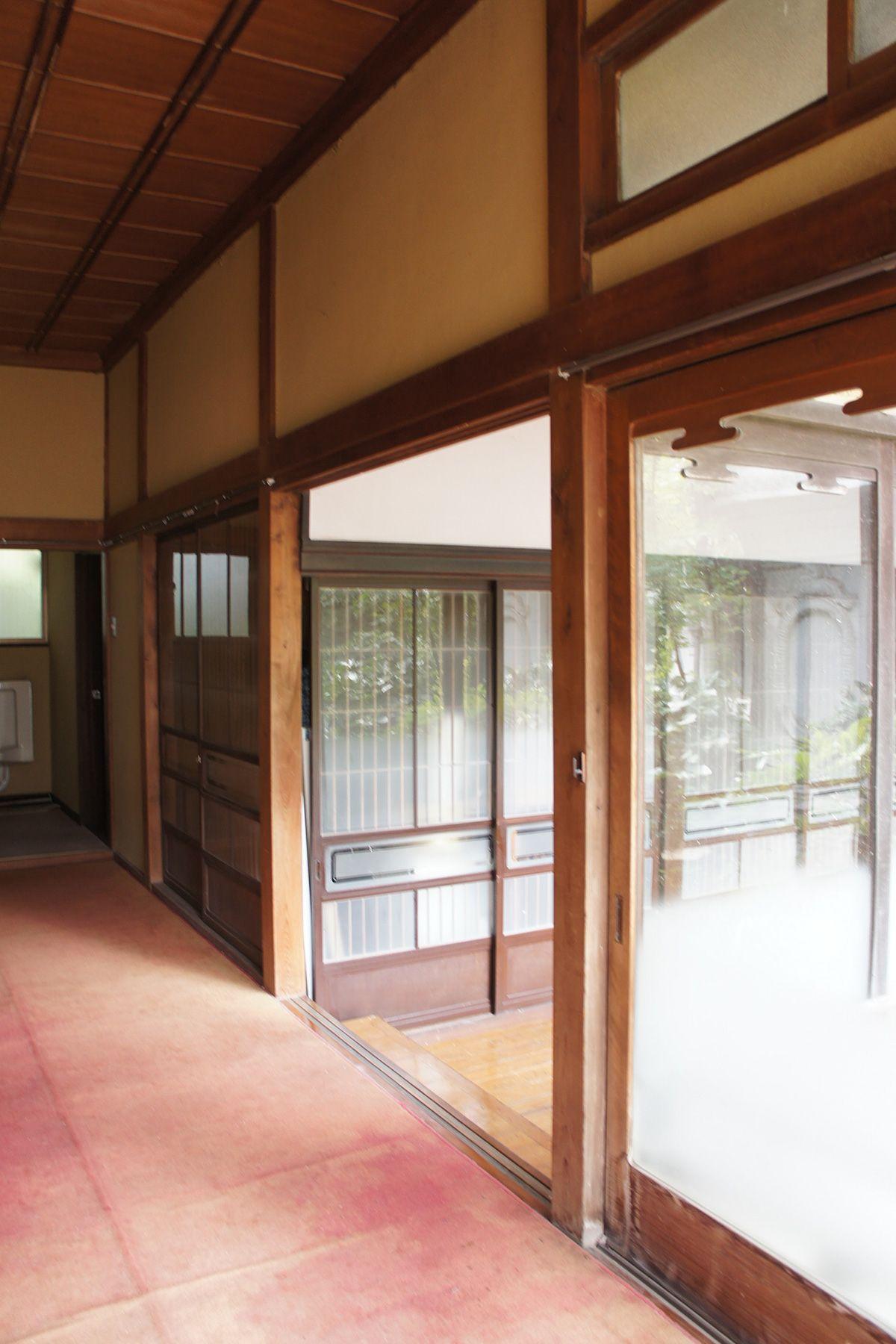 大日苑(ダイニチエン)/旧植竹庄兵衛邸廊下