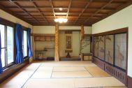 大日苑(ダイニチエン)/旧植竹庄兵衛邸:洋館の2階は和室