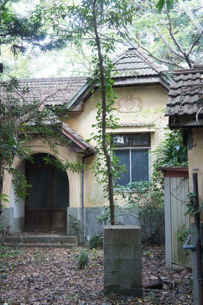 大日苑(ダイニチエン)/旧植竹庄兵衛邸ほぼ廃墟ですがカッコいい