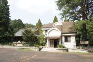 大日苑(ダイニチエン)/旧植竹庄兵衛邸:左:日本家屋 右:洋館