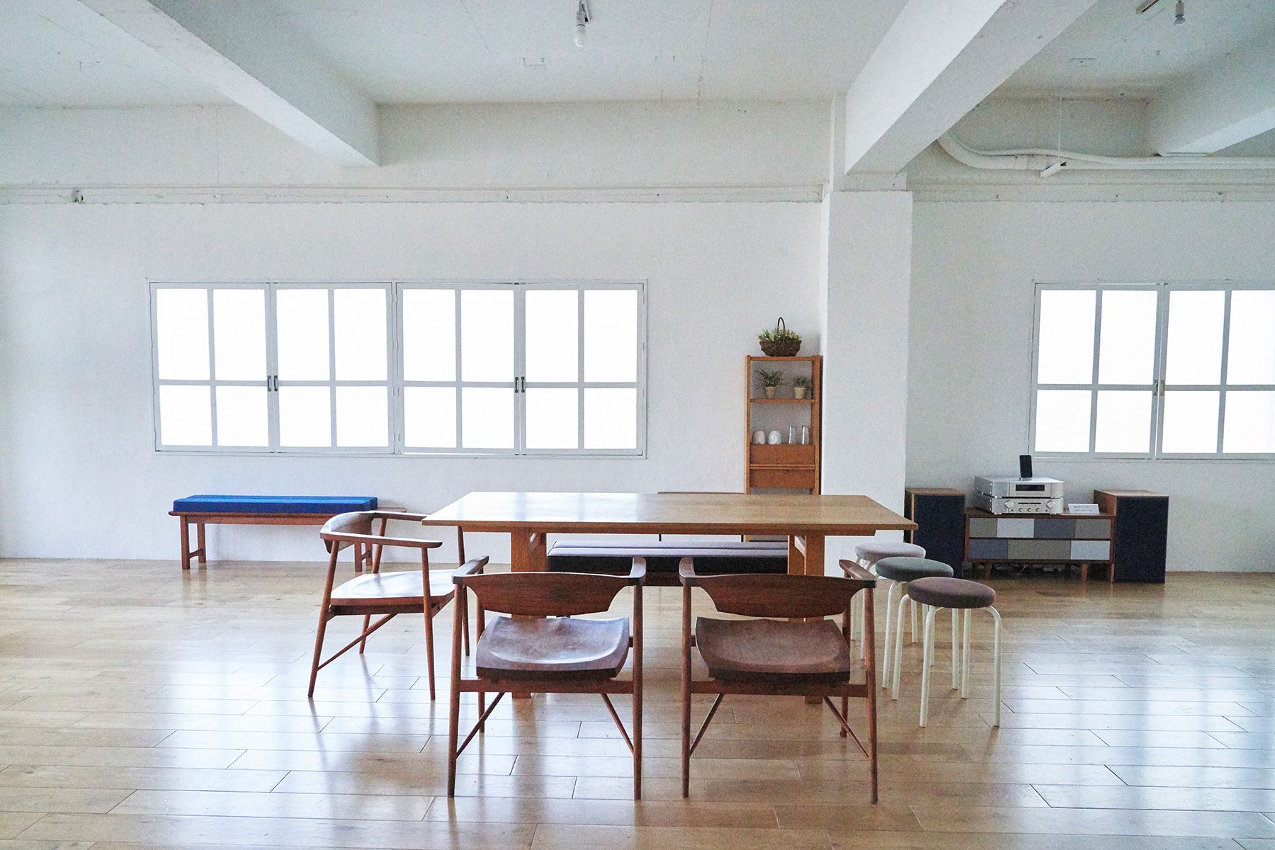 so-so studio MEGURO (ソーソー スタジオ)白壁