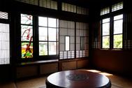方斎庵(ほうさいあん)/指定文化財:1F 玄関