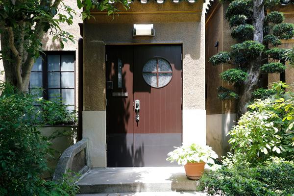方斎庵(ほうさいあん)/指定文化財2F 和室1