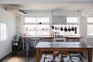 studio rue scipion  (スタジオ リュシピオン):使いやすいキッチン