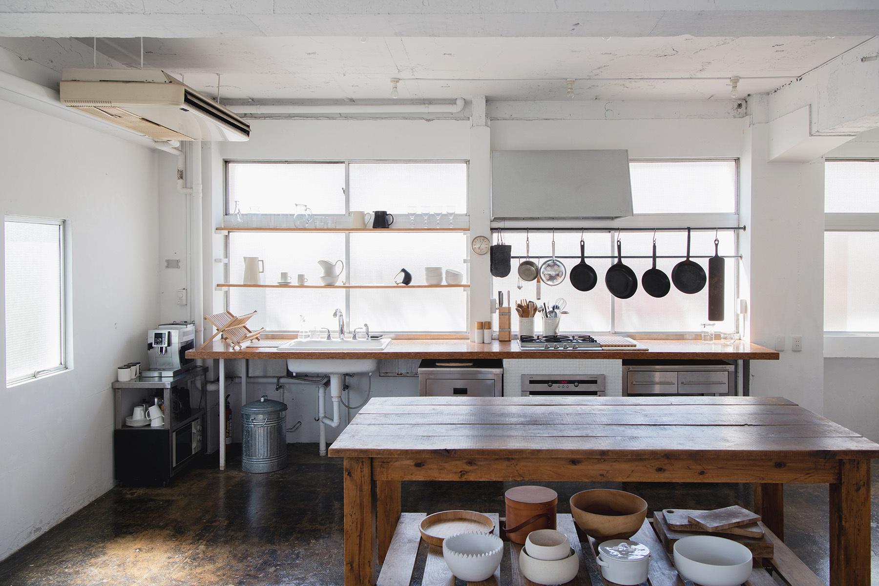 studio rue scipion  (スタジオ リュシピオン)使いやすいキッチン