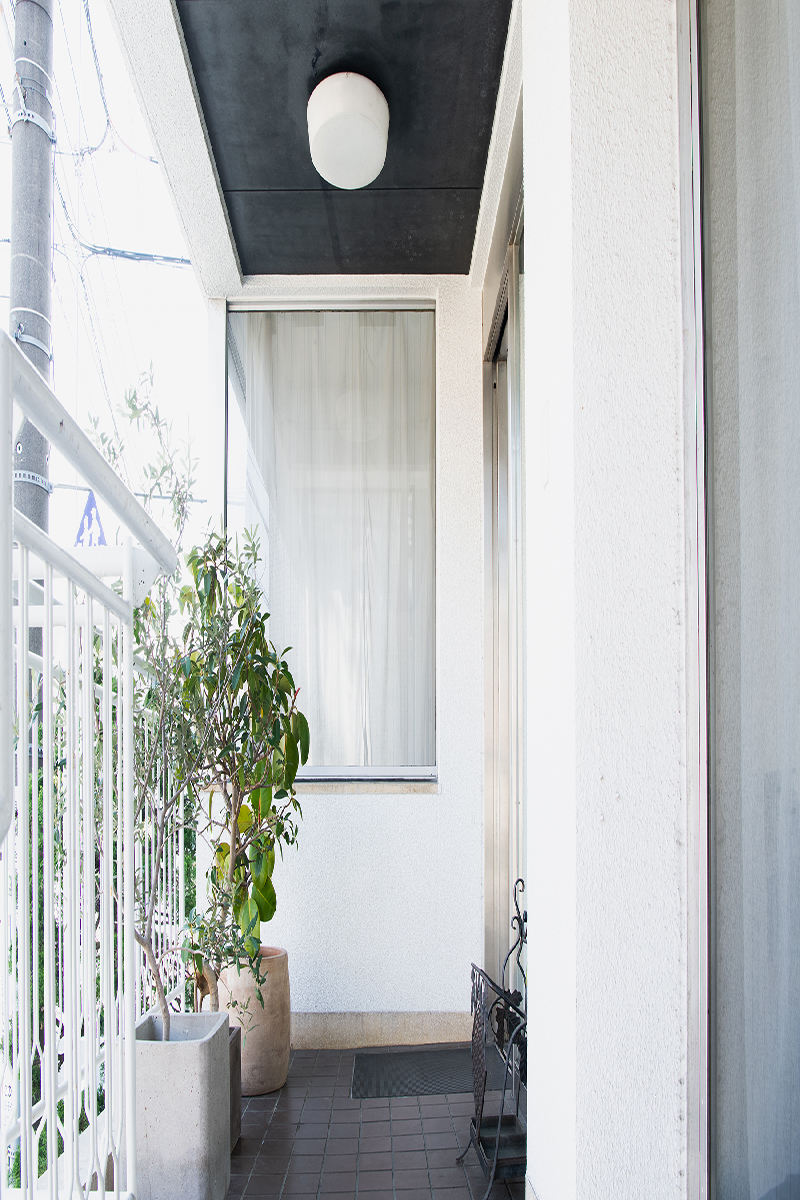 studio rue scipion  (スタジオ リュシピオン)玄関ポーチ