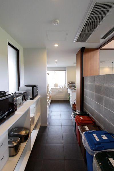 文苑邸(ぶんえんてい)キッチン