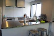 文苑邸(ぶんえんてい):キッチン