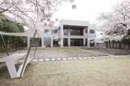 文苑邸(ぶんえんてい):春の桜