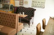 Atelier Pom 目黒中町 (アトリエ ポム):1階/コンクリート床とシャービックグ