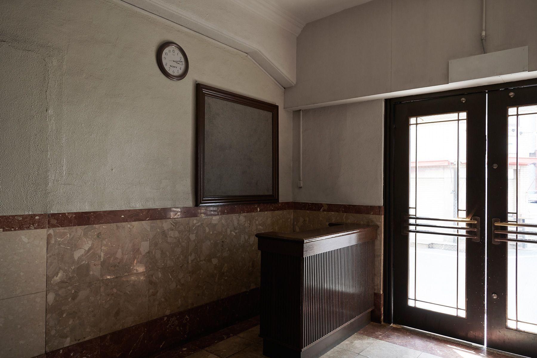 Perfectly-Blank (パーフェクトリーブランク)玄関