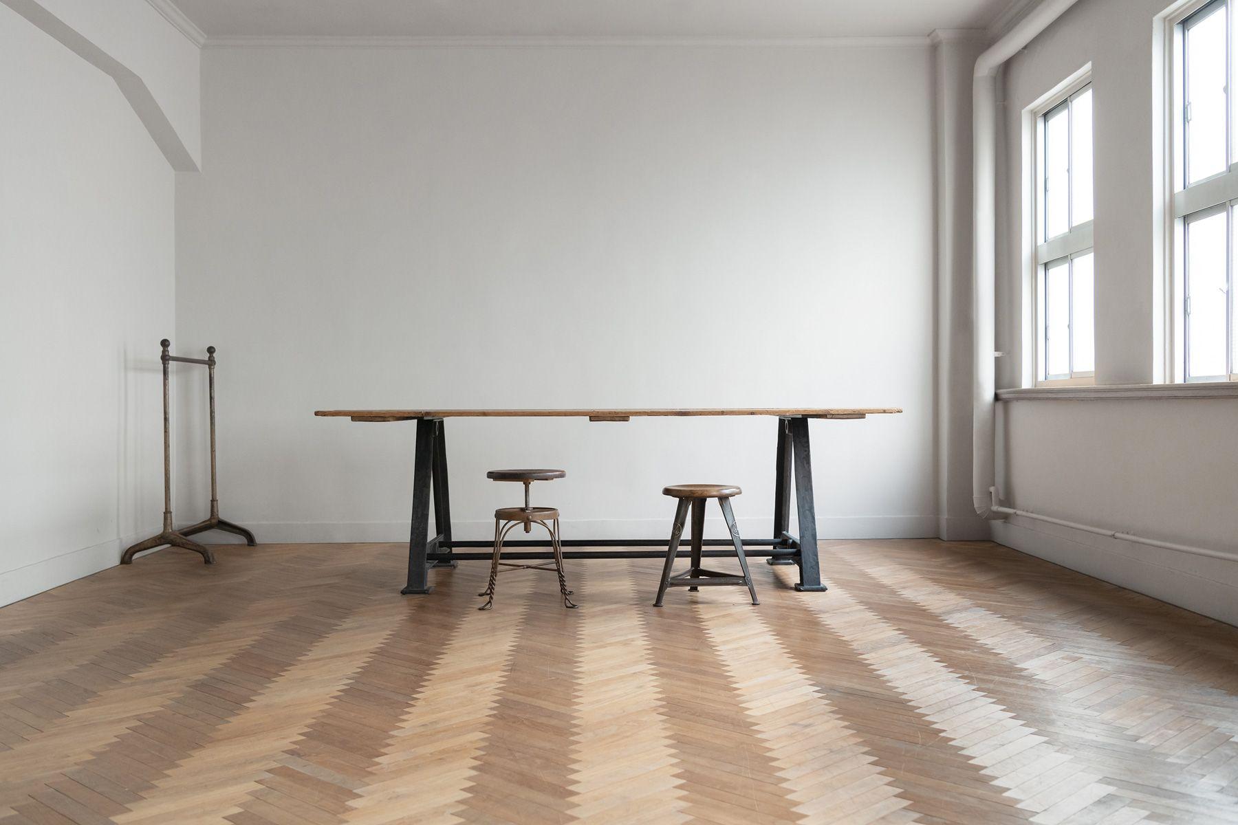 Perfectly-Blank (パーフェクトリーブランク)大きなテーブル