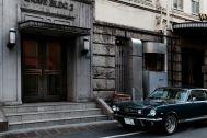 Perfectly-Blank (パーフェクトリーブランク):昭和2年当時のビル入口