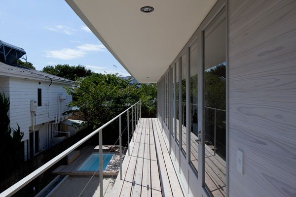 Seaside Hayama / 個人宅B棟 2F