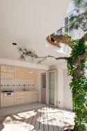 Seaside Hayama / 個人宅:開放的なキッチン