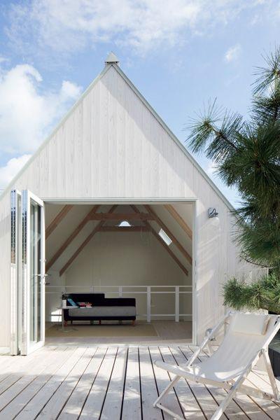 Seaside Hayama / 個人宅A棟 2F