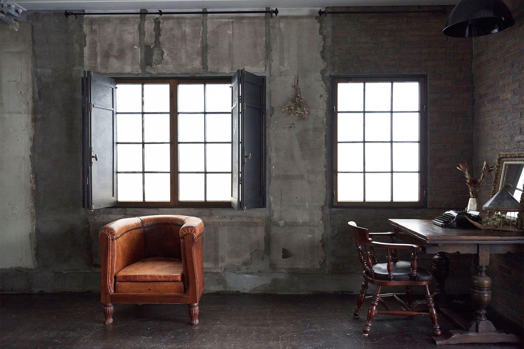 STUDIO FOGLIA 1st (スタジオ フォグリア 1st)アンティーク窓