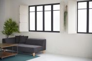 STUDIO FOGLIA 2st (スタジオ フォグリア 2st):白レンガと明るい空間
