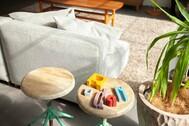 STUDIO RODAN(スタジオロダン) 1F:外観 大きな玄関ドア