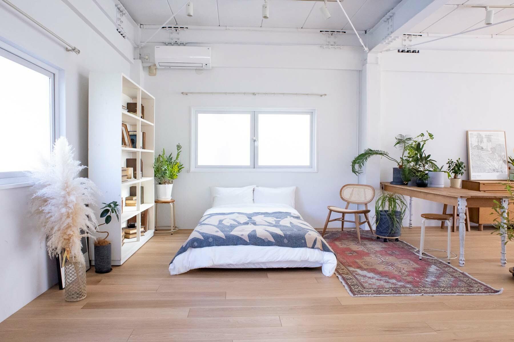 STUDIO RODAN(スタジオロダン) 2~3F2F ホワイトスペースからキッチン