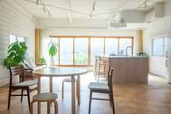 STUDIO RODAN(スタジオロダン) 2~3F:2F 広々としたダイニングキッチン