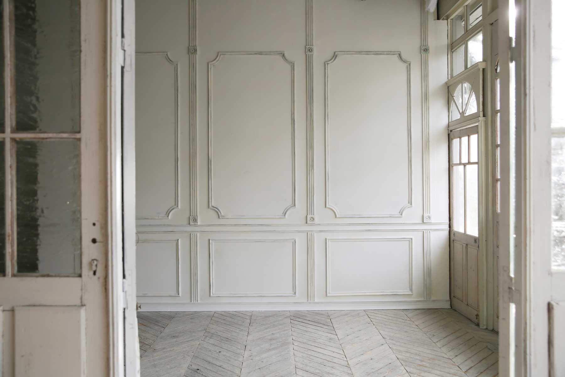 studio itto 目黒碑文谷1Fst (スタジオ イット)印象的なミントグリーンの扉
