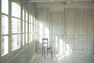 studio itto 目黒碑文谷2Fst (スタジオ イット):西側 ブルー部屋