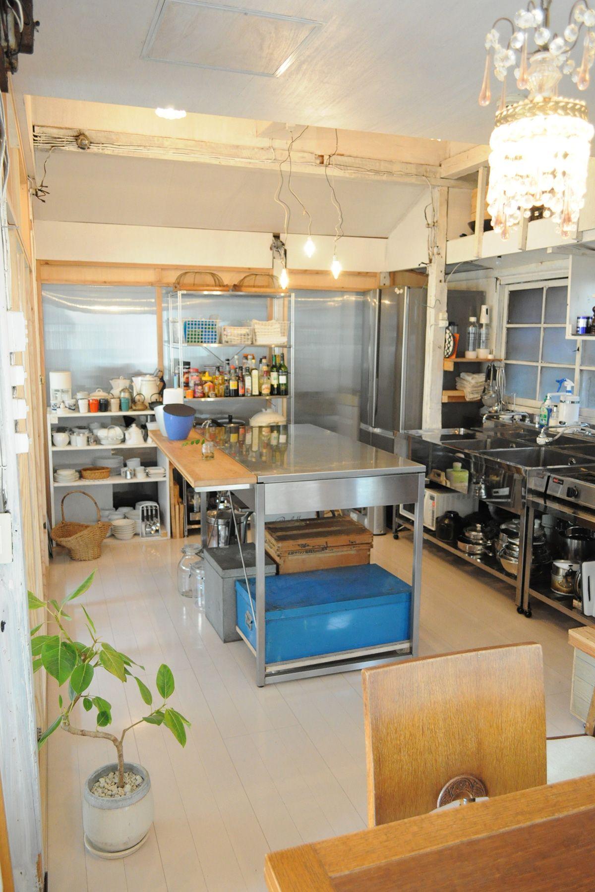 STUDIO HATCH(スタジオ ハッチ)1Fキッチン