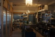 STUDIO HATCH(スタジオ ハッチ):1Fキッチン