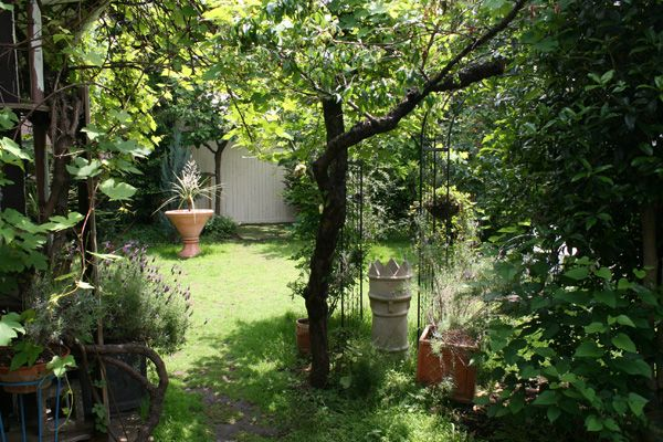 Albert House Annex (アルバート ハウス アネックス)庭