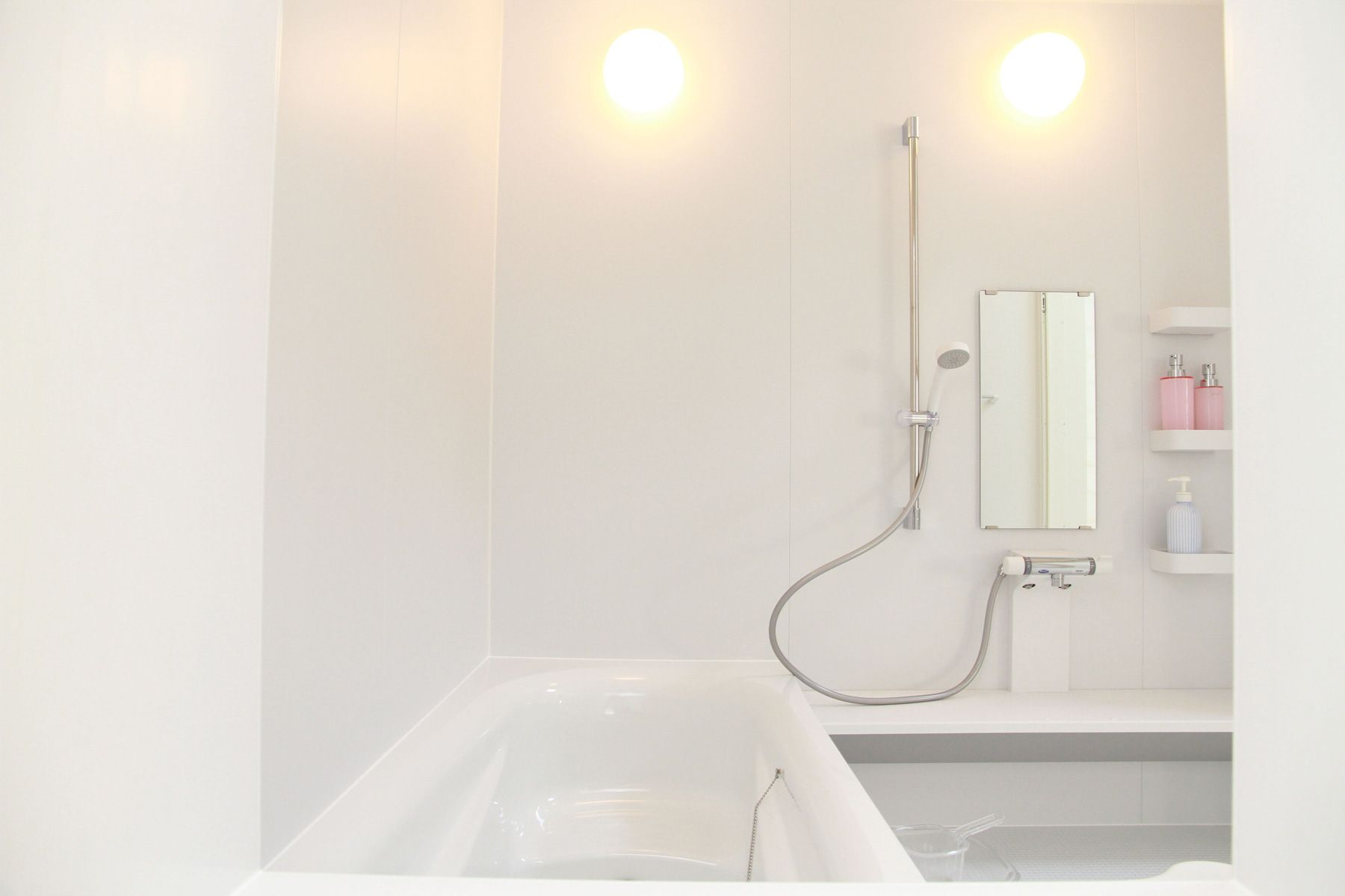 つつじが丘キッチン&ハウススタジオ2F_浴室