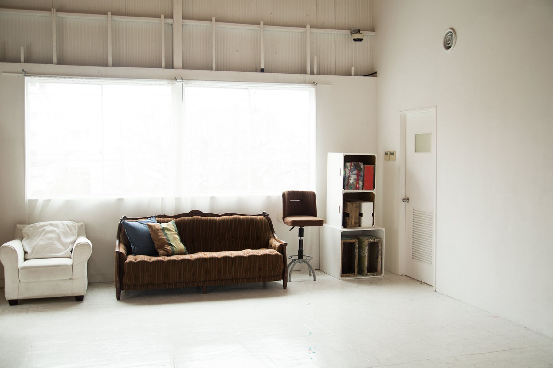 HOXTON STUDIO Loft/Garage (ホクストンスタジオ ロフト/ガレージ)Loft(2f)