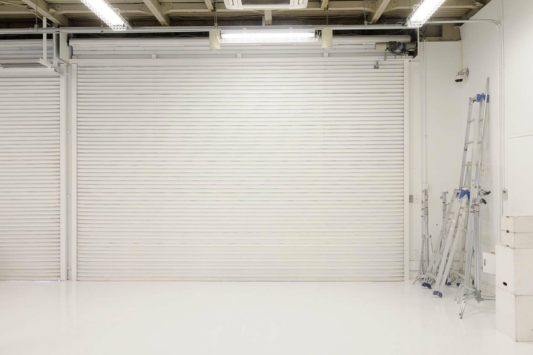 HOXTON STUDIO Loft/Garage (ホクストンスタジオ ロフト/ガレージ)Garage(1F)