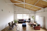 HOXTON STUDIO Loft/Garage (ホクストンスタジオ ロフト/ガレージ):Lof(2F)