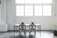 STUDIO iiwi 学芸大学 (スタジオ イーヴィ):スタジオ入り口側
