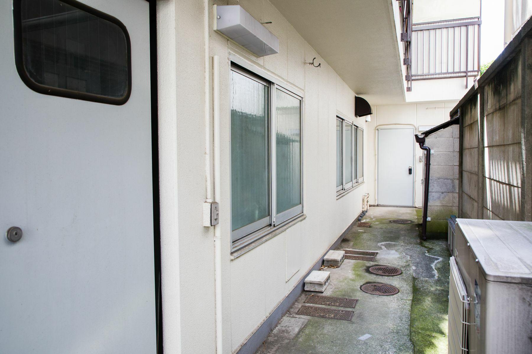 STUDIO iiwi 学芸大学 (スタジオ イーヴィ)駐車場