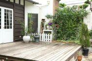 Albert House(アルバートハウス):wood deck
