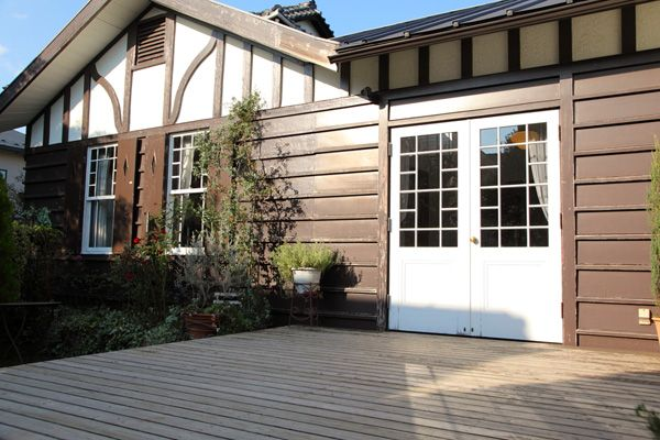 Albert House(アルバートハウス)wood deck