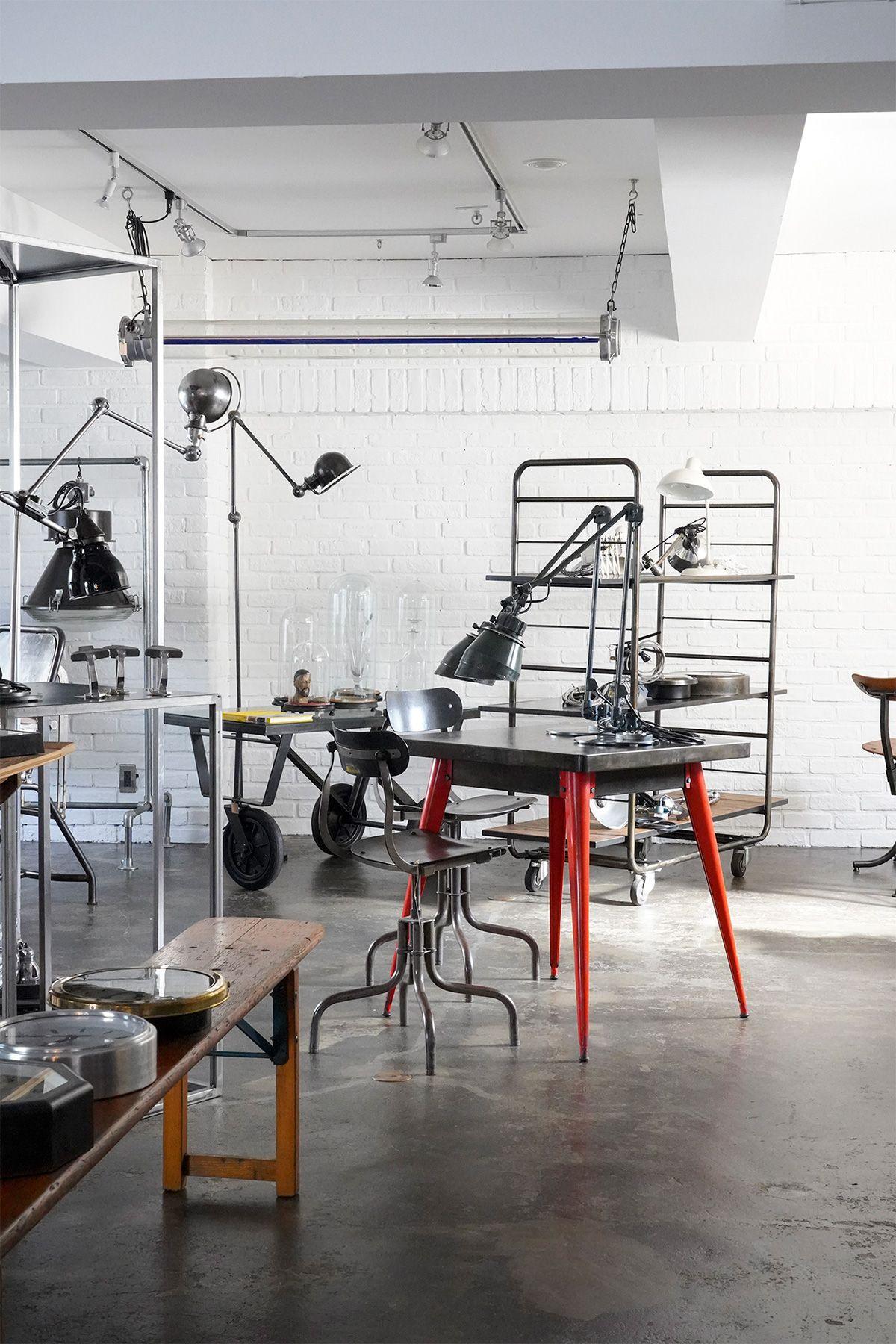 HOXTON STUDIO Factory (ホクストンスタジオ ファクトリー)Factory(3F)