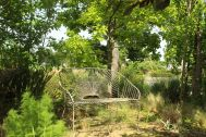 PRELE(プレール):ガーデンのベンチ