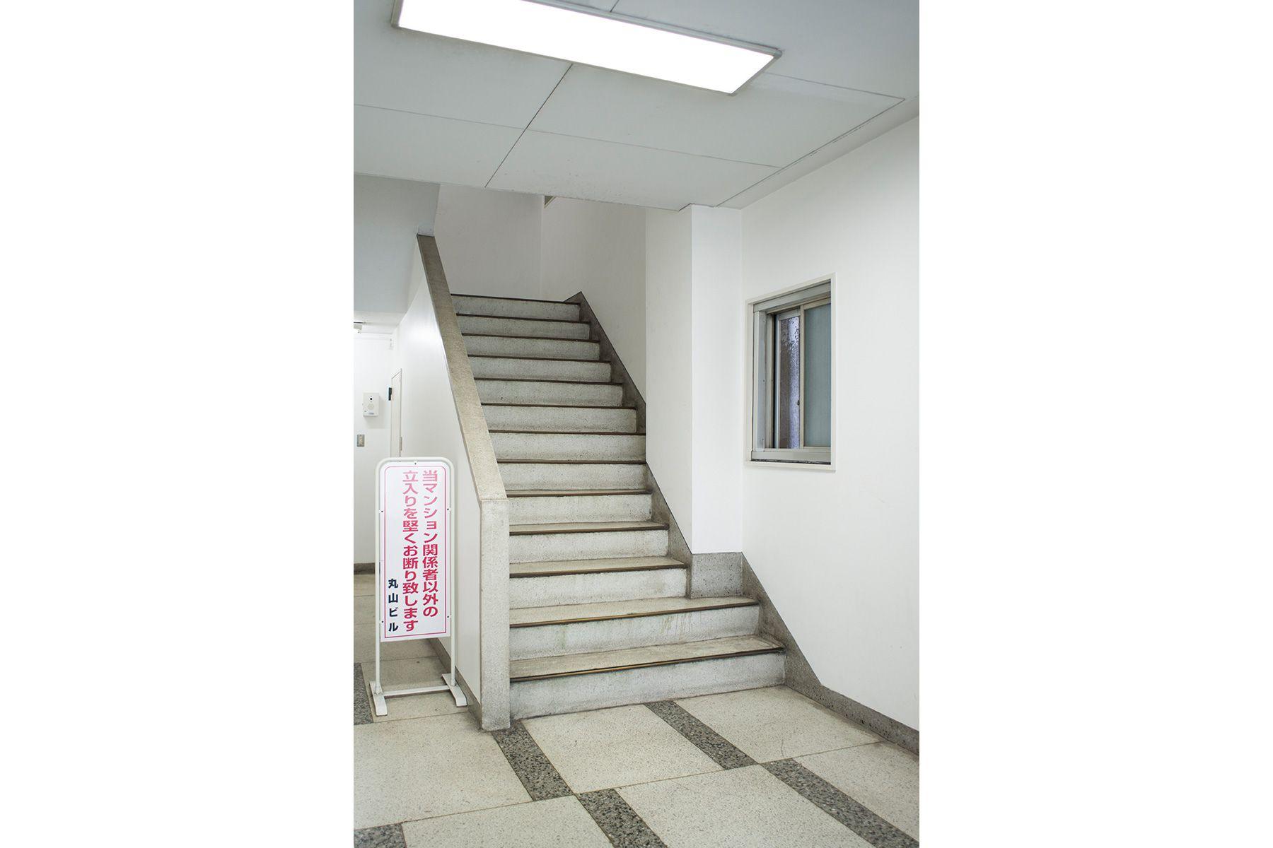 GOSARO EBISU(ゴサロ エビス)搬入は階段のみ2階