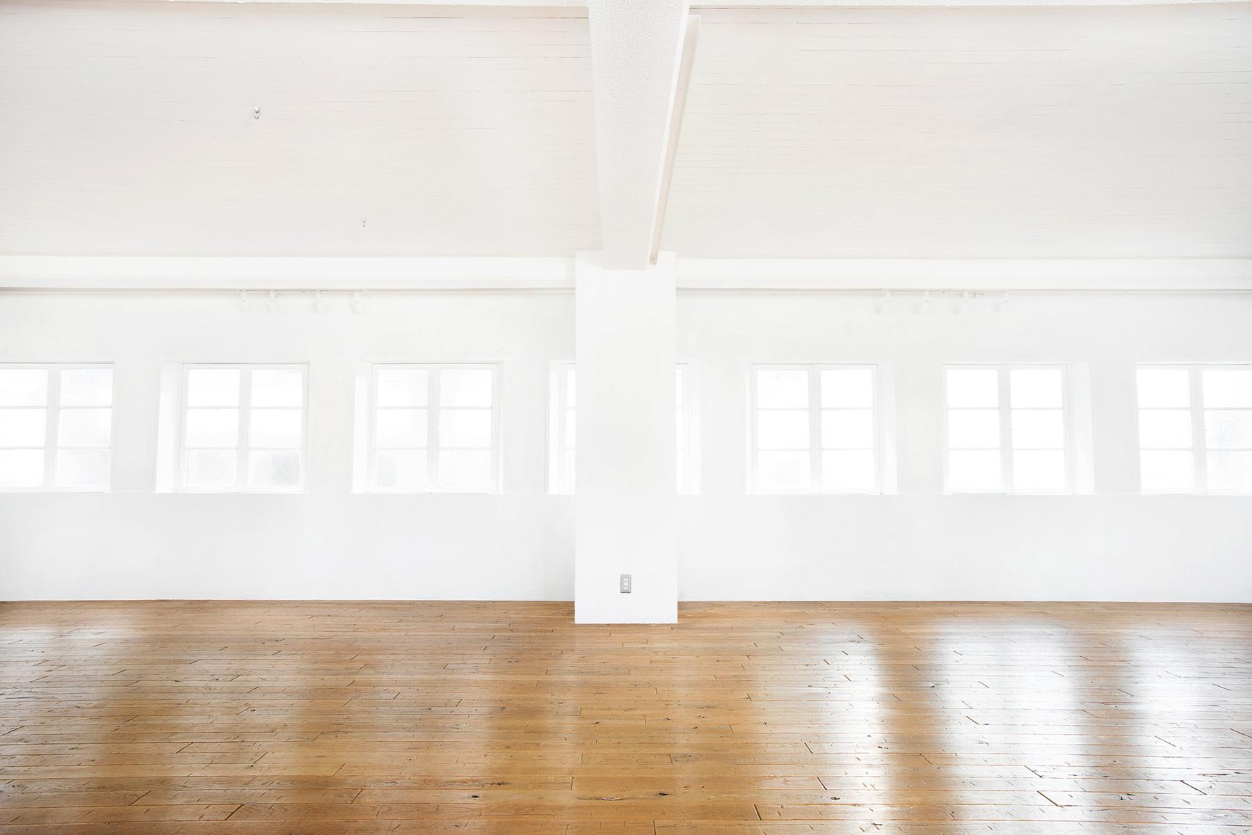 StudioBRICK 3F (スタジオブリック八丁堀3F)バリエーション豊かな壁面