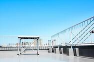 StudioBRICK 3F (スタジオブリック八丁堀3F):屋上はオプション利用可能