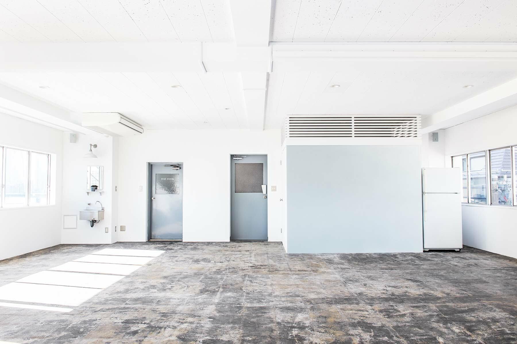 StudioBRICK 4F (スタジオブリック八丁堀4F)入り口側