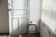 Atelier NORA 大森 (アトリエ ノラ):2F/フローリング/白レンガ壁