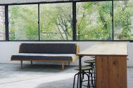 Tree&Suns Studio (ツリー&サンズ スタジオ):緑の見える大きな窓