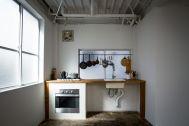 HEFT KITCHEN & DINING (ヘフト キッチン&ダイニング):キッチン