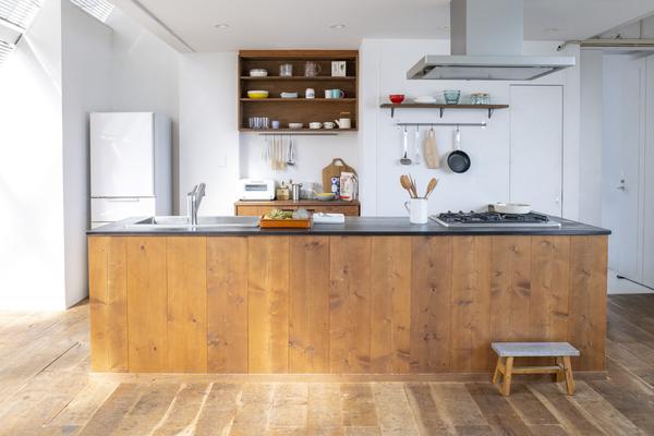 STUDIO FLOD(スタジオフロード)3、4F3F/Kitchen オープンキッチン