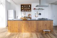 STUDIO FLOD(スタジオフロード)3、4F:3F/Kitchen オープンキッチン