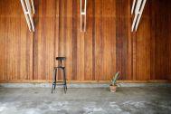 studio PEANUTS (スタジオ ピーナッツ):1F/可動式の壁/白